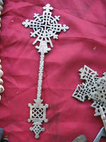 ethiopian cross 2 by Meltys-stock
