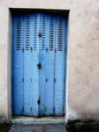 blue door by Meltys-stock