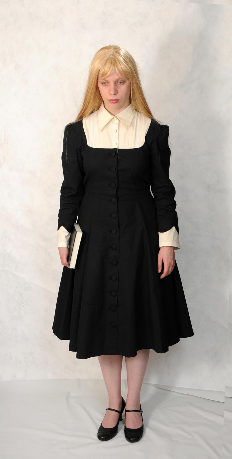 Black dress 1