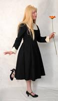 Black dress 18
