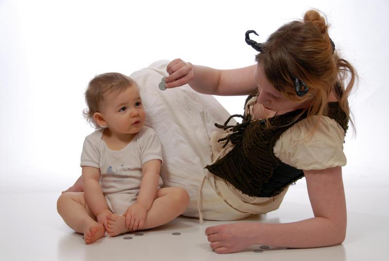Jornist and child 3