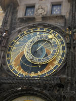 astronomical clock by Meltys-stock