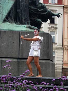 the Cupidon clown
