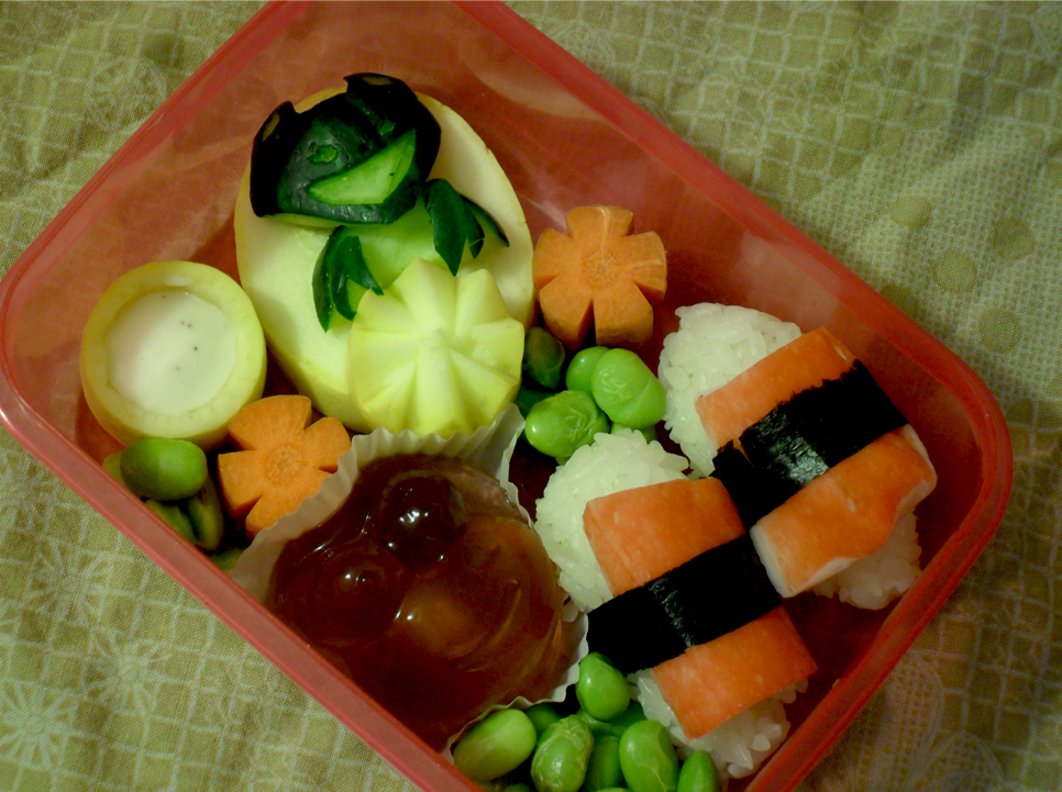 Frog Snack Bento Box by mindfire3927