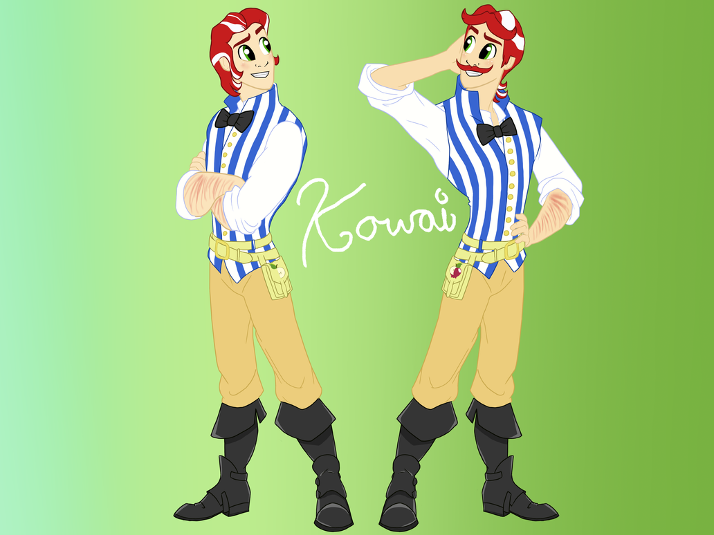 The Flynn Rider Brothers by the-epicteer
