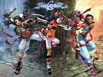 Soul Calibur: Talim Wallpaper