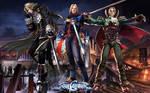Soul Calibur: Raphael Wallpaper