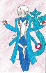 Pokemon GO, Blanche by Nightwind-Dragon