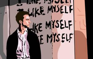 I Like Myself: Edward Norton by patternagainstuser