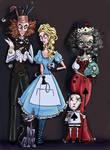 Alice by Tim Burton II