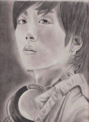 The holy Jonghyung~