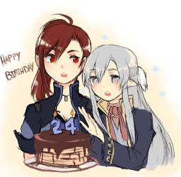 Enhalo Birthday