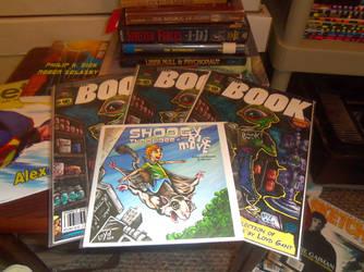 Comics written and drawn by Loyd Gant by Loydicus