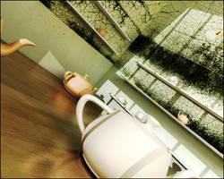 Teapots by duckishere