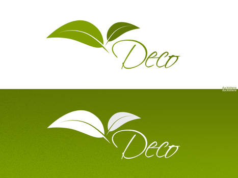 Deco leaves