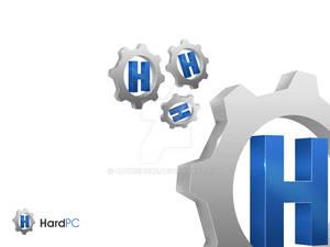 HardPC logotype