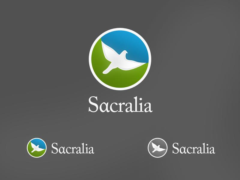Sacralia.pl logotype by duckishere