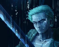 OP: Zoro's Underwater Fight by Yamineftis