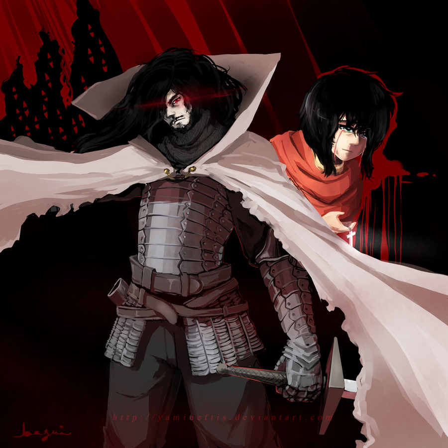 Hellsing : Vladcard Count by Yamineftis on DeviantArt