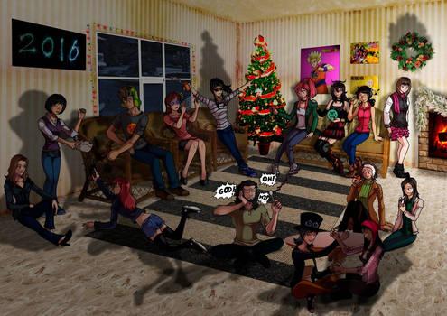 Biggest Christmas Collab 2015