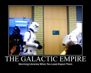 The Galactic Empire by Rissa90