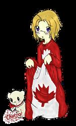 APH Flag-Canada by Churrostix