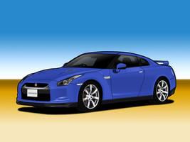 Nissan GT-R Vexel