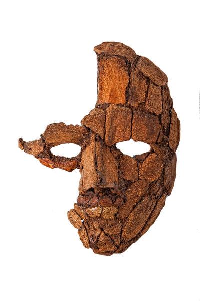 mask wood