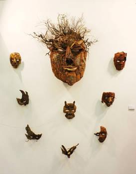 many mask