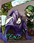 Rend: Part 10 Cover Doodle