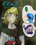 Rend: Part 13 Cover