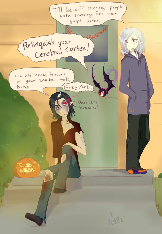 Avi Halloween