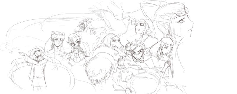 FaV Cast WIPish
