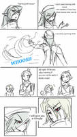 demonbound sheikah: comic chapter 4 p1