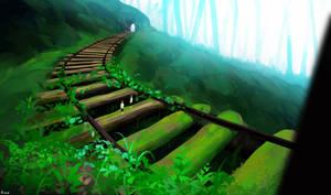 Railway by 3hil