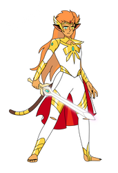 Cat-Ra: She-ra 2.0 by Redsam121