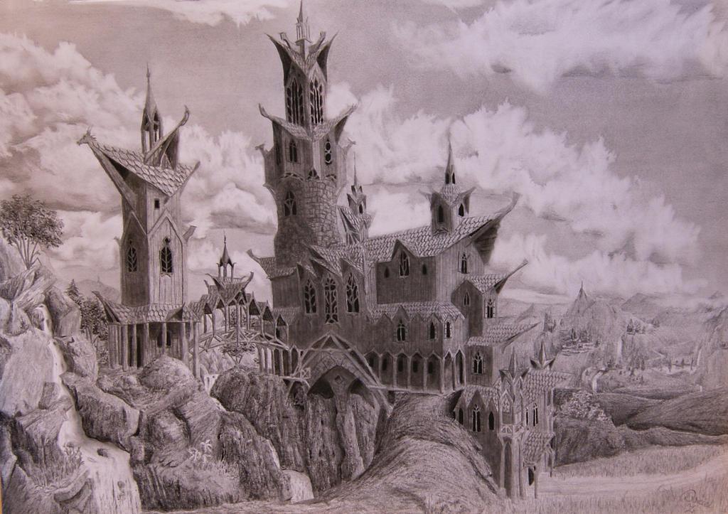 Nordic Manor by Danieldt