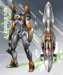 Eva Omega by intrond