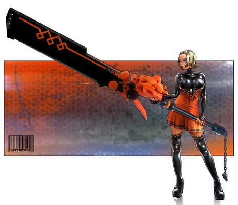 Sword Machine