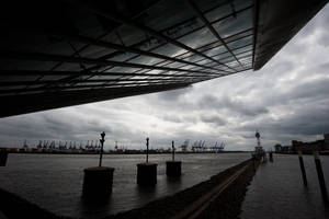 Dockland and Harbour - again by karlomat