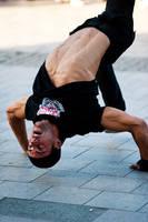 Breakdance by karlomat
