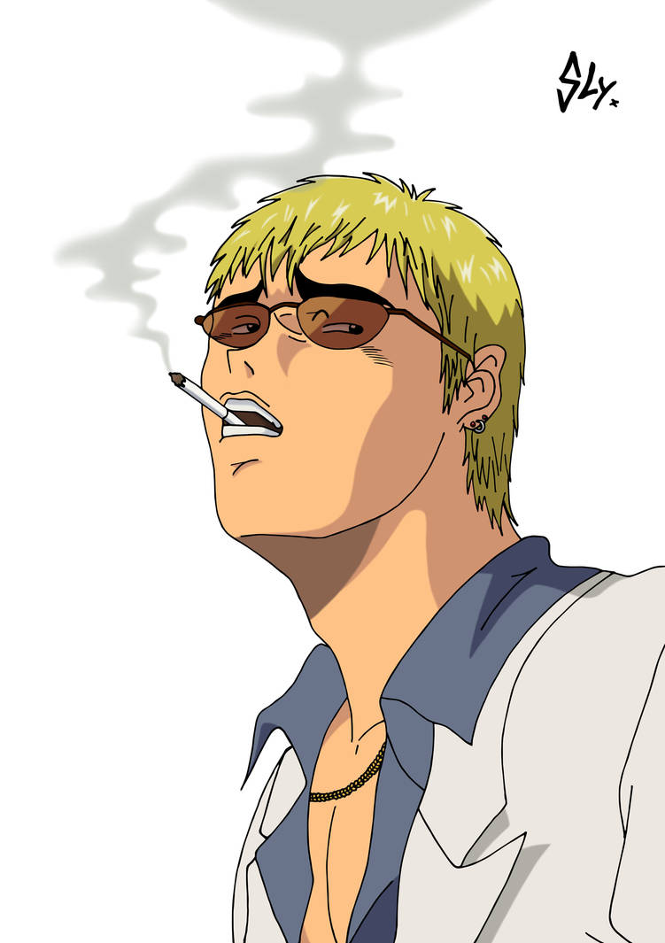 Great teacher onizuka by darksly90