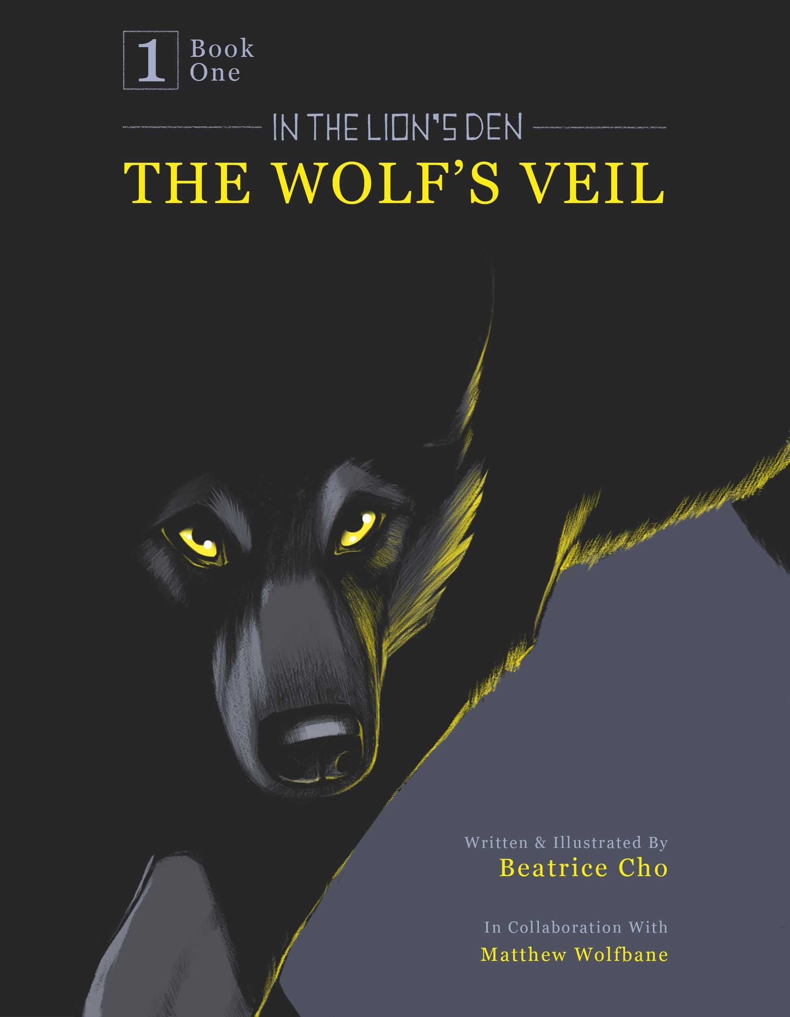 The Wolf's Veil cover (updated)