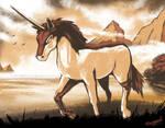 Rustic Unicorn by Respeanut