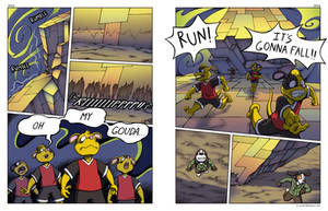 In The Lion's Den 1- 203-204 by Respeanut