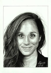 Megan Markle - Rachel Zane  - Suits by 1Dage1