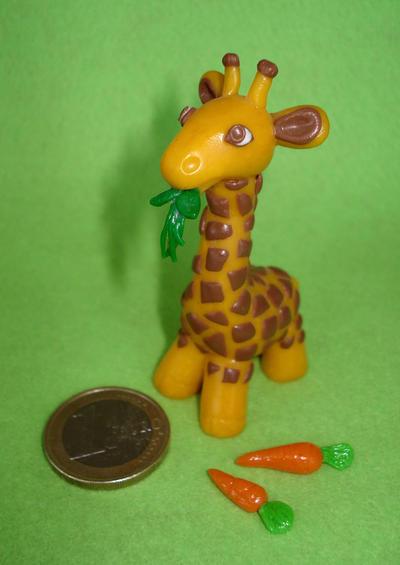 Giraffe by Melina33