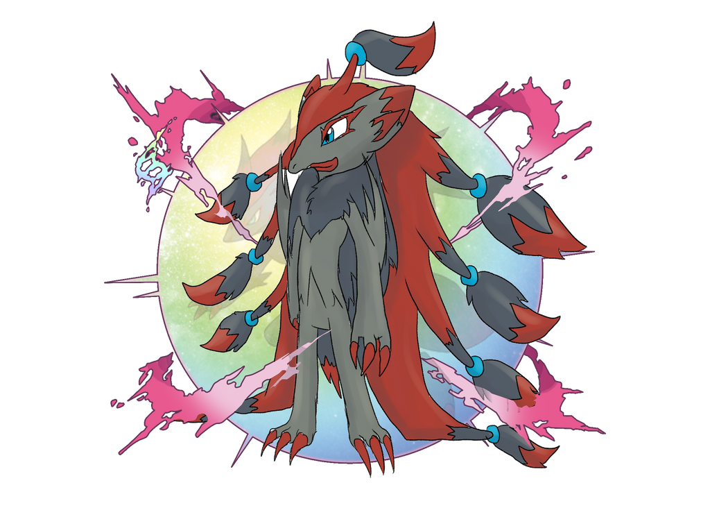 how to get zoroark in pokemon y