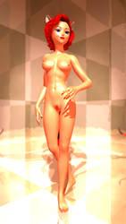 !Nude Yuiko 01 by De3pBl4ck