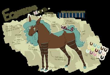 Equinoxe Mule Refs 2018 by EquinoxeMelba